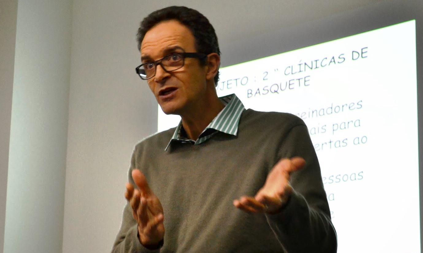 Marcel assume o lugar do  agora supervisor Cláudio Mortari (Divulgação)