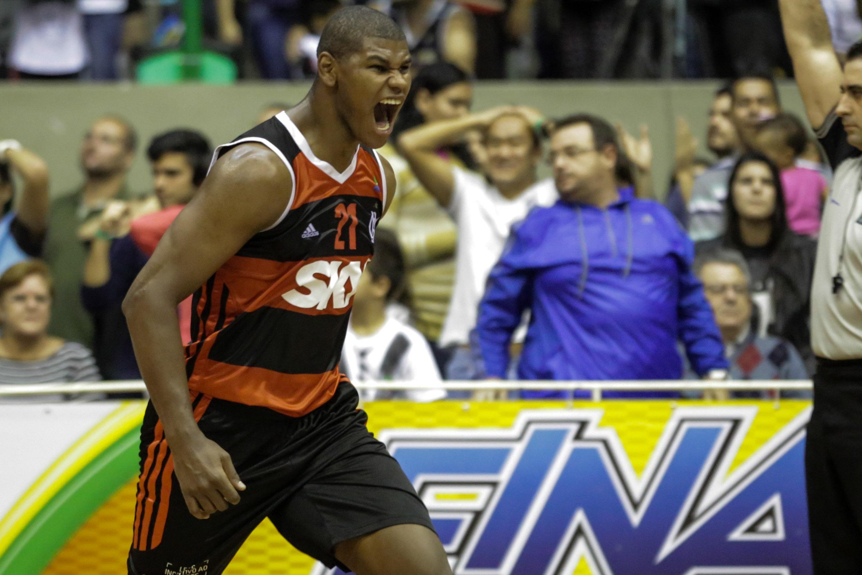 Cristiano Felício, do Flamengo