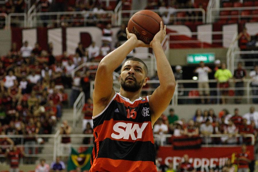 Olivinha, do Flamengo (Ricardo Ramos/LNB)