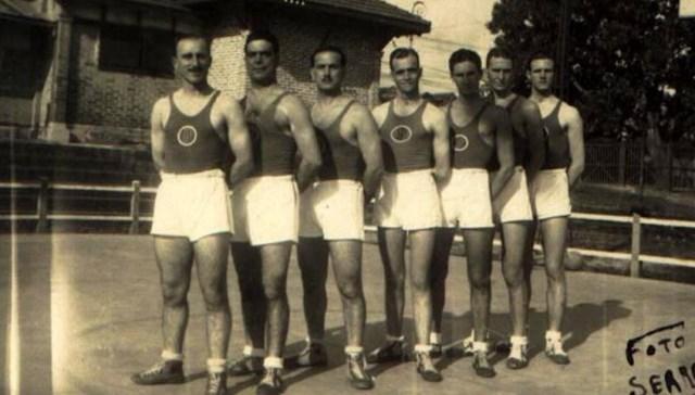 Basquete palmeirense nasceu nove anos após a fundação do clube (Palmeiras/Divulgação)