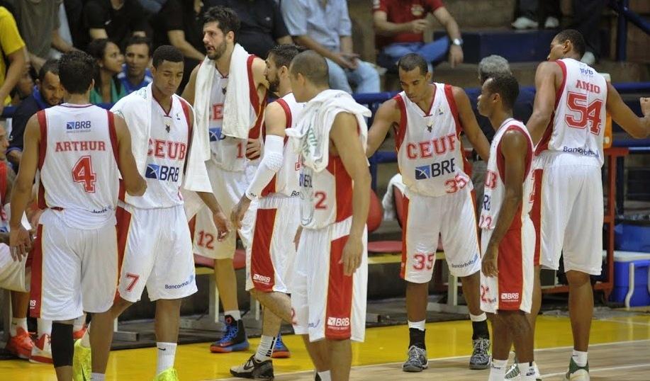 Quinto colocado no NBB6, Brasília se reapresentou para a temporada 2014/2015 (Brito Júnior/Divulgação)