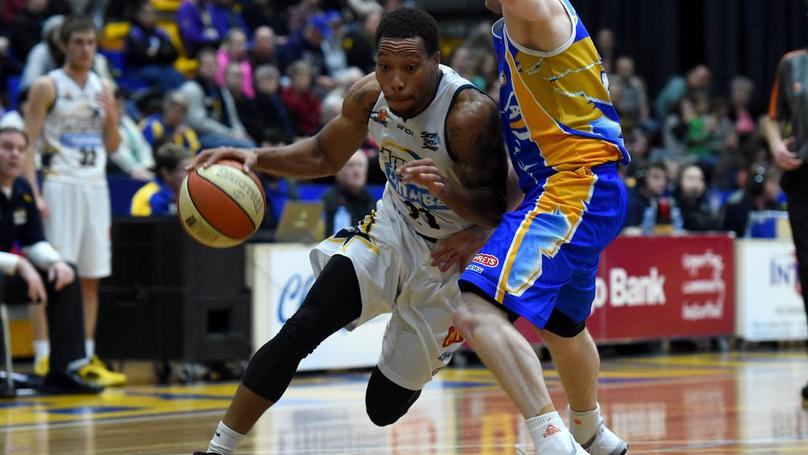 Edwards chega para debutar no basquete brasileiro depois de atuar na Austrália (Divulgação)