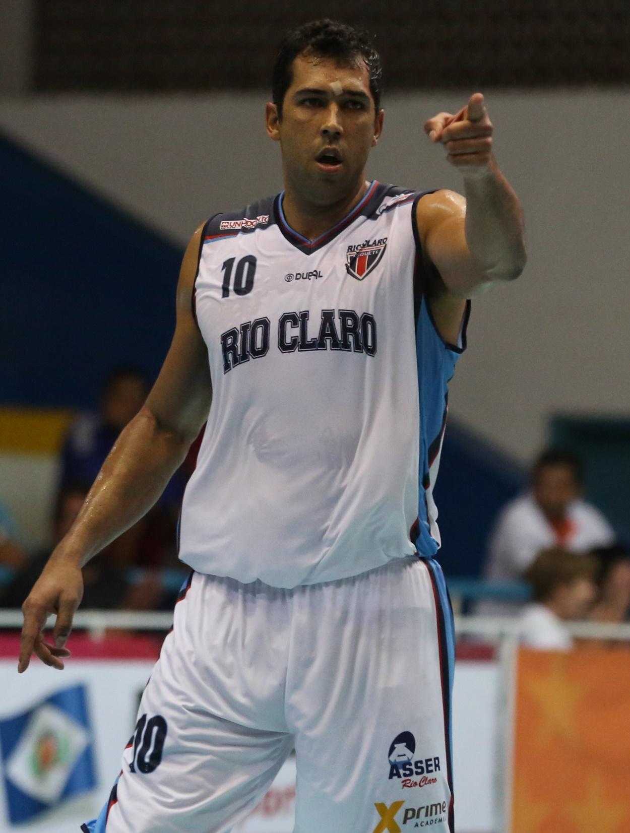 Campeão da Liga Ouro, Rio Claro será o único estreante do NBB na temporada 14/15 (Luiz Pires/LNB)