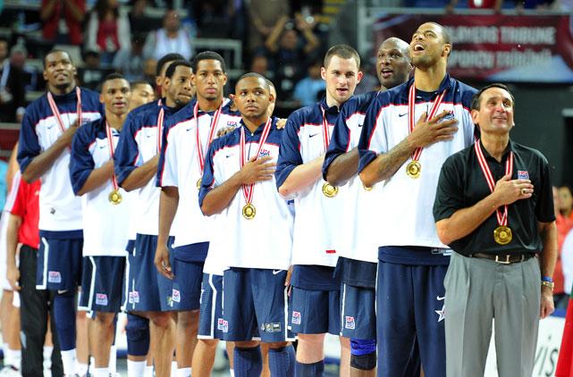 Estados Unidos é o atual campeão da Copa do Mundo (Divulgação/FIBA)