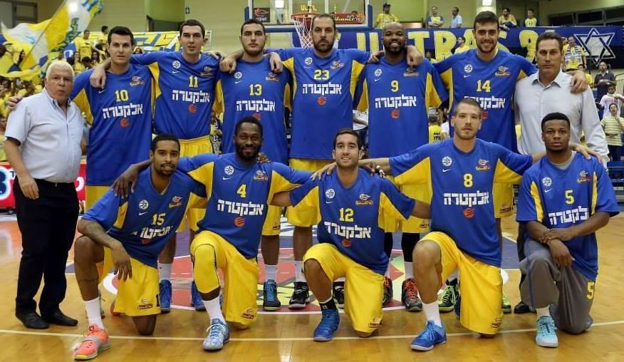 Elenco do Maccabi para esta temporada apresenta uma série de mudanças em relação ao que foi campeão da última Euroliga (Maccabi/Divulgação)