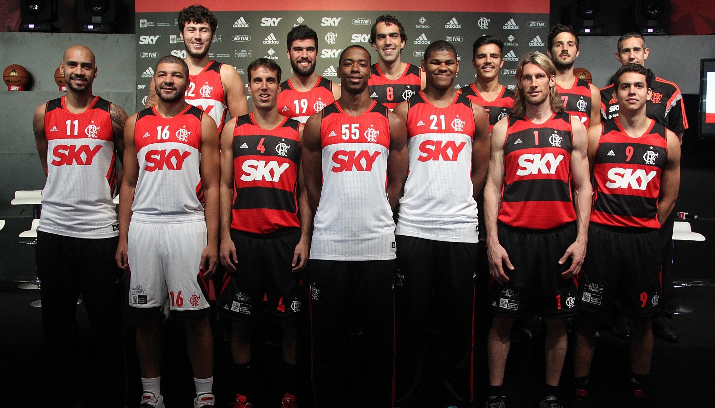 Flamengo estará de roupa nova para a próxima temporada; estreia do novo uniforme será na Copa Intercontinental (Divulgação)