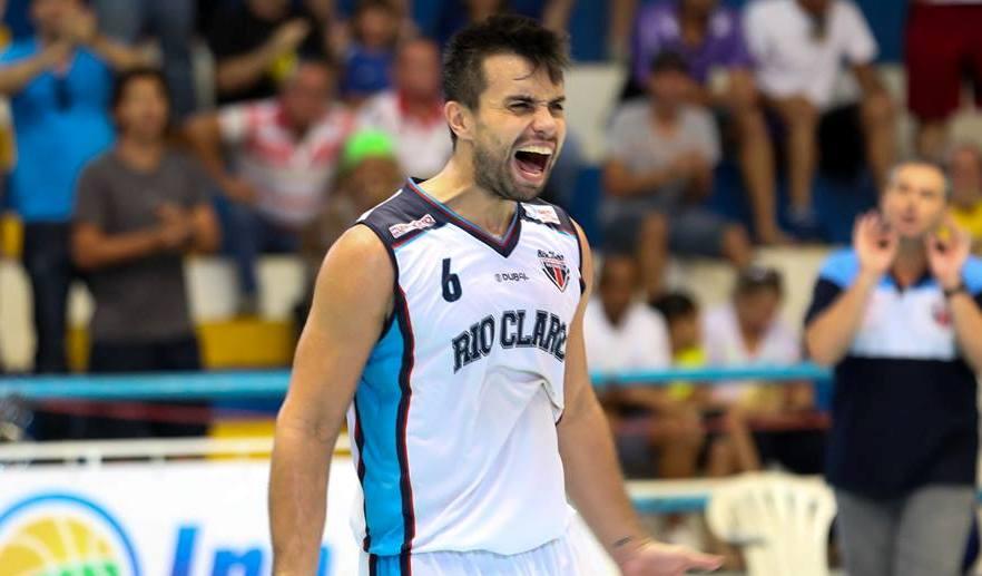Ao vencer São José, Rio Claro conquistou  a primeira vitória de sua história no NBB (Ricardo Prado/Divulgação)