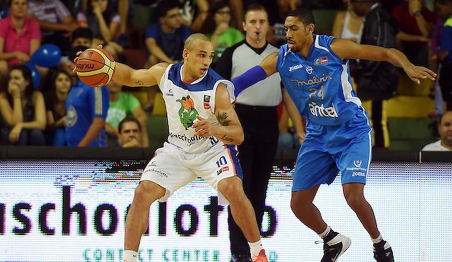Alex foi o cestinha do jogo com 18 pontos (Gaspar Nóbrega/FIBA Americas)