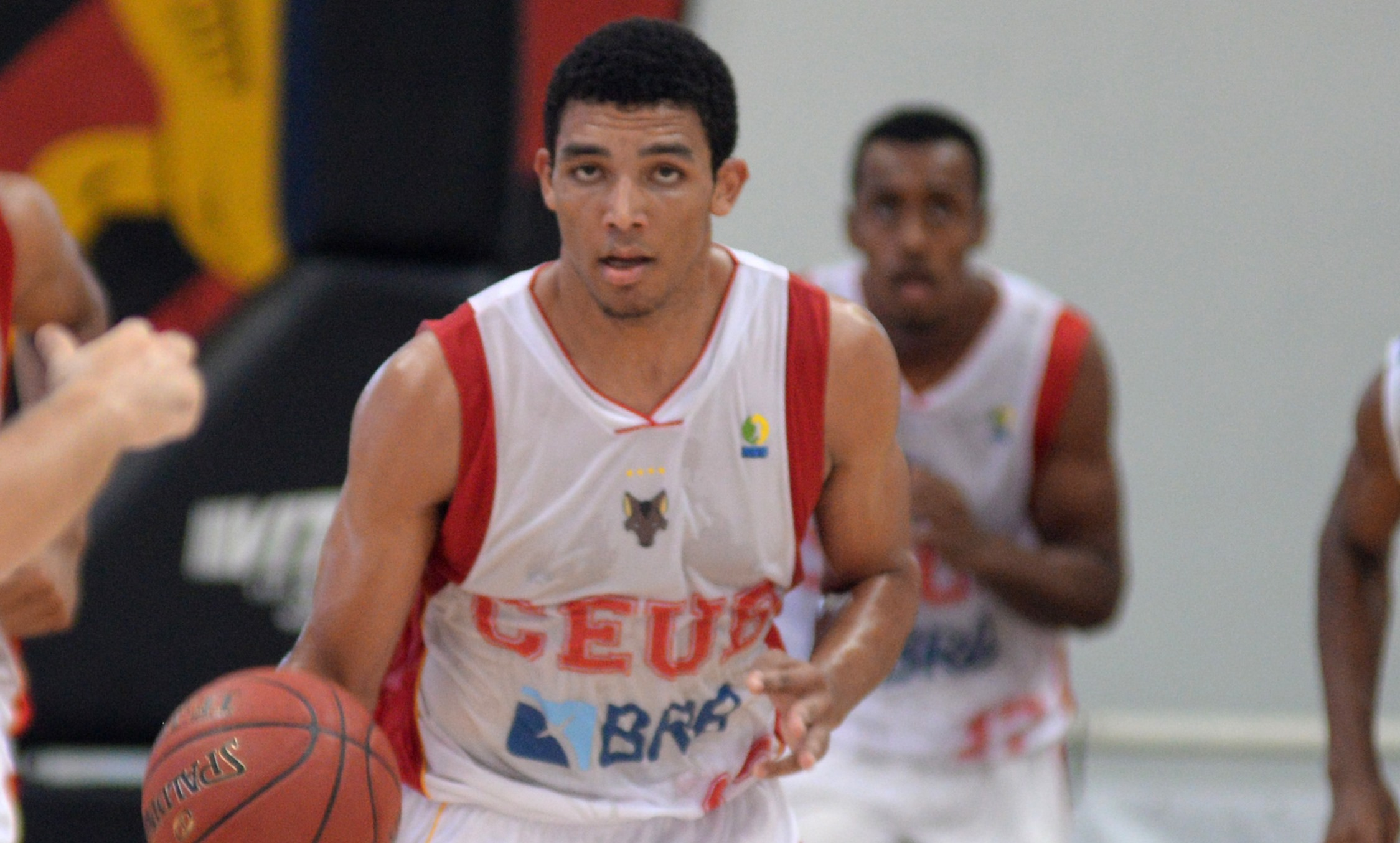 Paulo, do Brasília, foi um dos destaques do time com 13 pontos (Anderson Stevens/LNB)