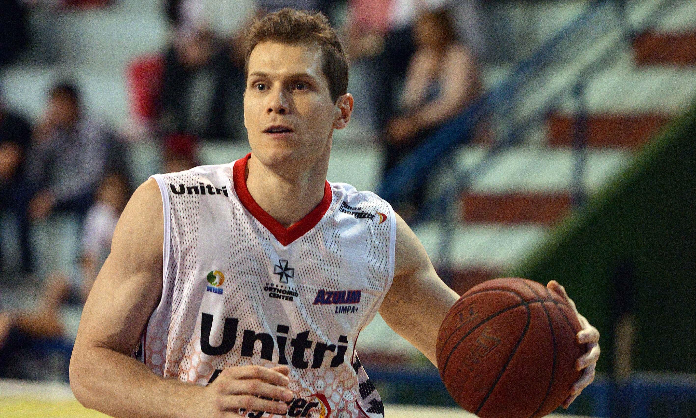 Eleito para a vaga de um dos dois lesionados, Audrei será um dos estreantes do Jogo das Estrelas (João Pires/LNB)