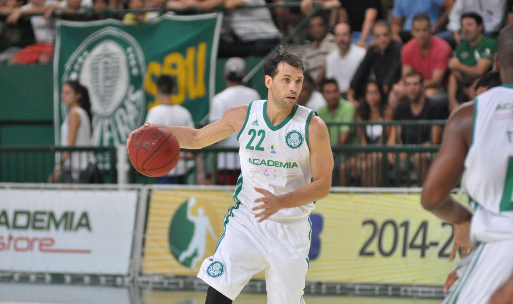 Maxi Stanic, do Palmeiras