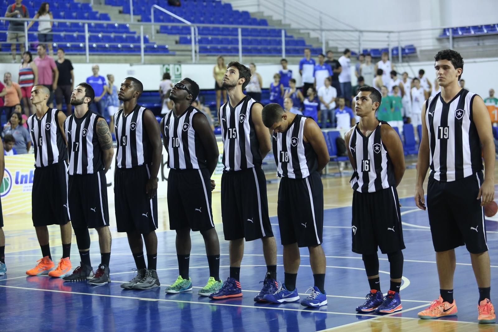 Com prorrogação e muita emoção, Botafogo conquistou sua primeira vitória na LDB (Orlando Bento/LNB)