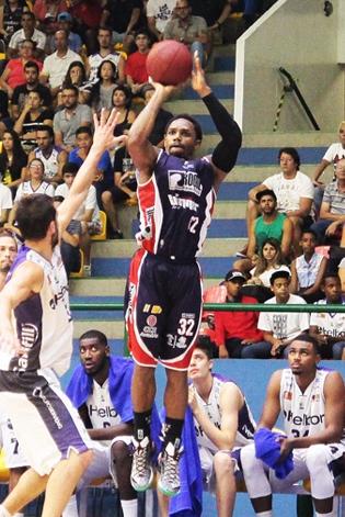 MVP do NBB 6, Jackson foi o mais votado no NBB Mundo (Cleomar Macedo/Divulgação)