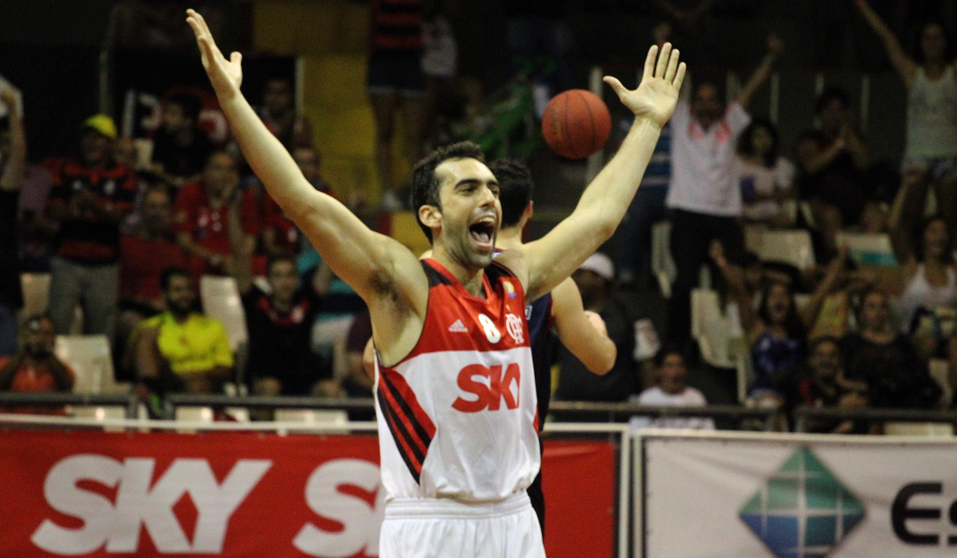 Vitor Benite, do Flamengo