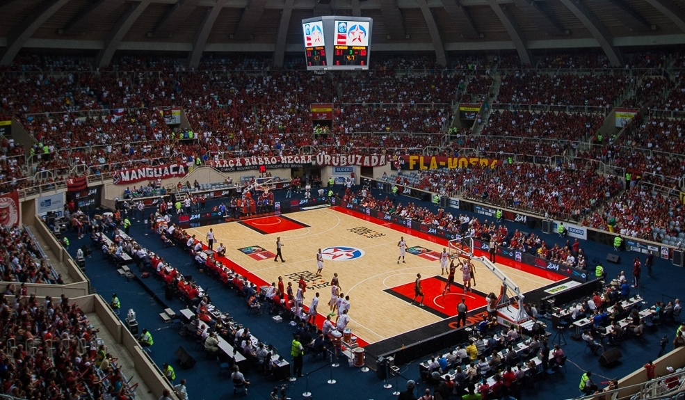 Ginásio do Maracanãzinho recebeu o último Final Four e sediará fase decisiva da Liga das Américas novamente (FIBA Américas/Divulgação)