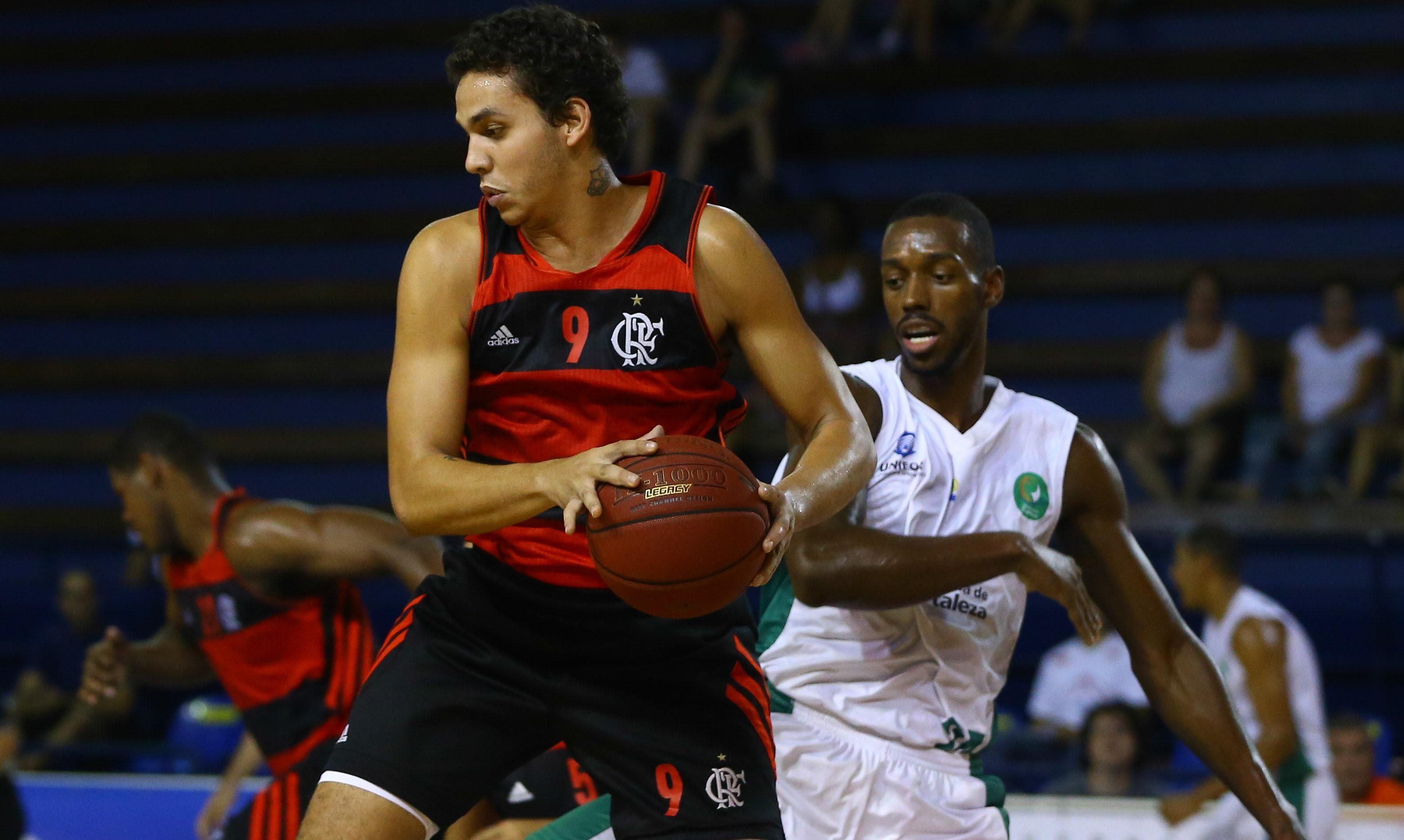 Basquete Cearense e Flamengo se enfrentarão pela 3ª vez na atual edição da LDB (Luiz Pires/LNB)