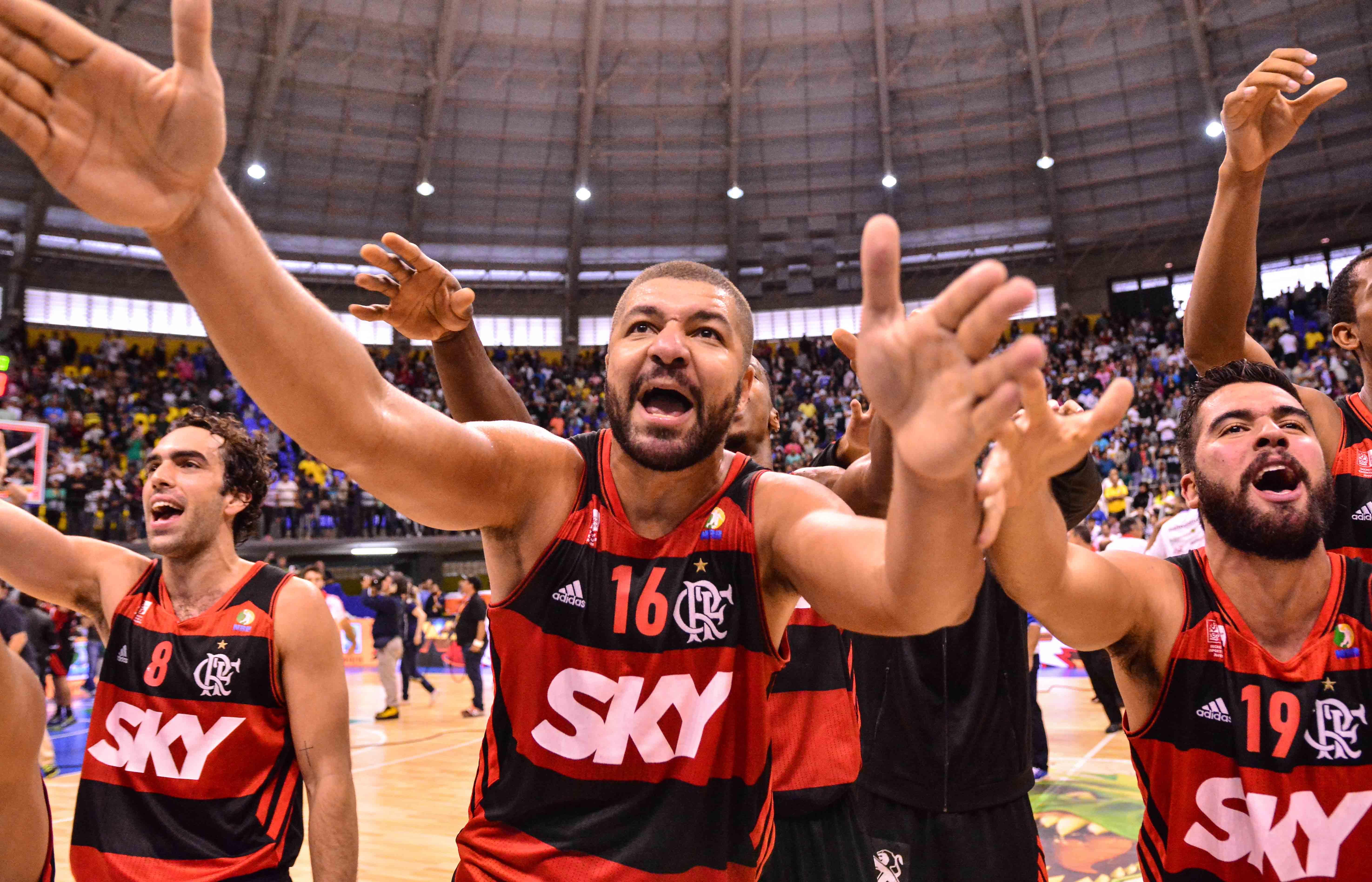 Comemoração Flamengo Olivinha