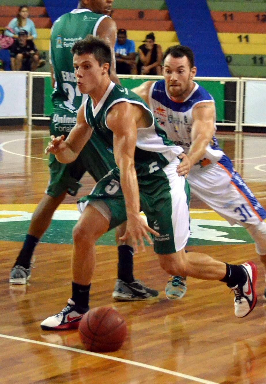 Davi foi o grande destaque do Basquete Cearense no NBB 7 (Henrique Costa/Bauru Basket)