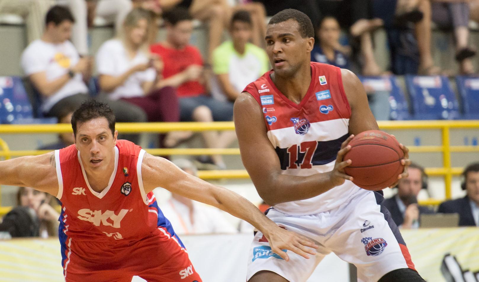 Lucas fechou a temporada 2014/2015 em alta e agora viverá um novo desafio (Newton Nogueria/Divulgação)