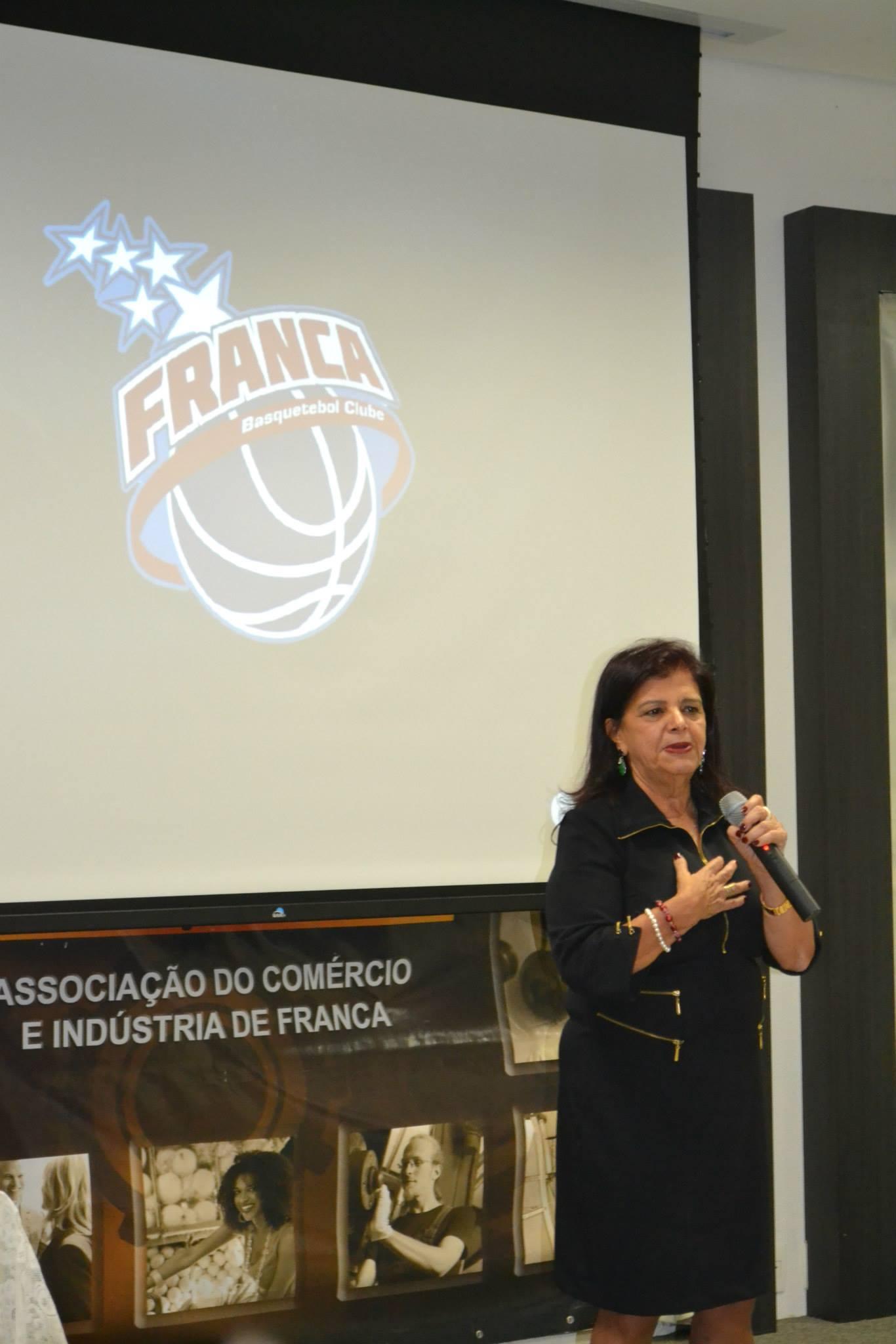 Magazine Luiza é um dos principais responsáveis pela novo projeto do Franca Basquete (Júlia Abrão/Franca Basquete)