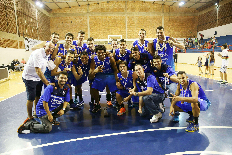 Minas fechou série final contra o Ginástico/Olympico em 2 a 0 e foi campeão mineiro desde 2009 (Ignácio Costa/Minas T.C.)