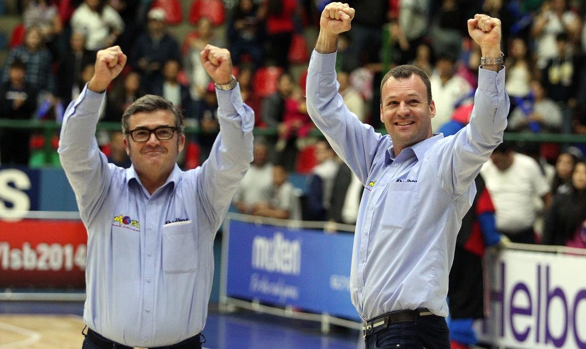Depois de bons momentos ao lado de Paco, Danilo Padovani terá agora a responsabilidade de comandar Mogi (Divulgação)