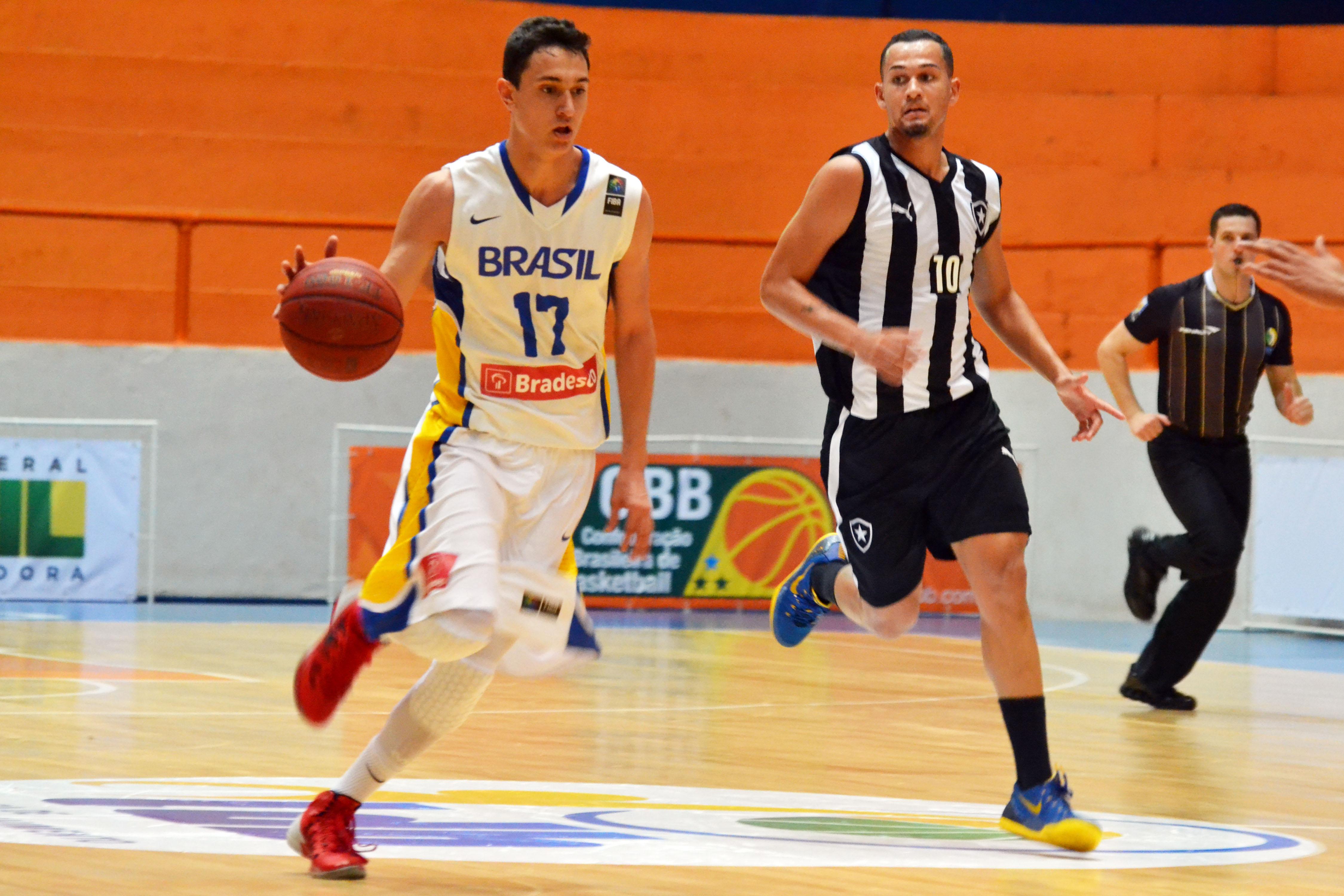 Dudu, da Seleção, e David, do Botafogo