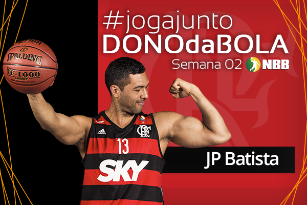 Dono da Bola 02 - JP Batista
