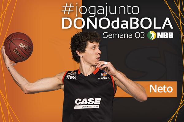 Dono da Bola 03 - NETO