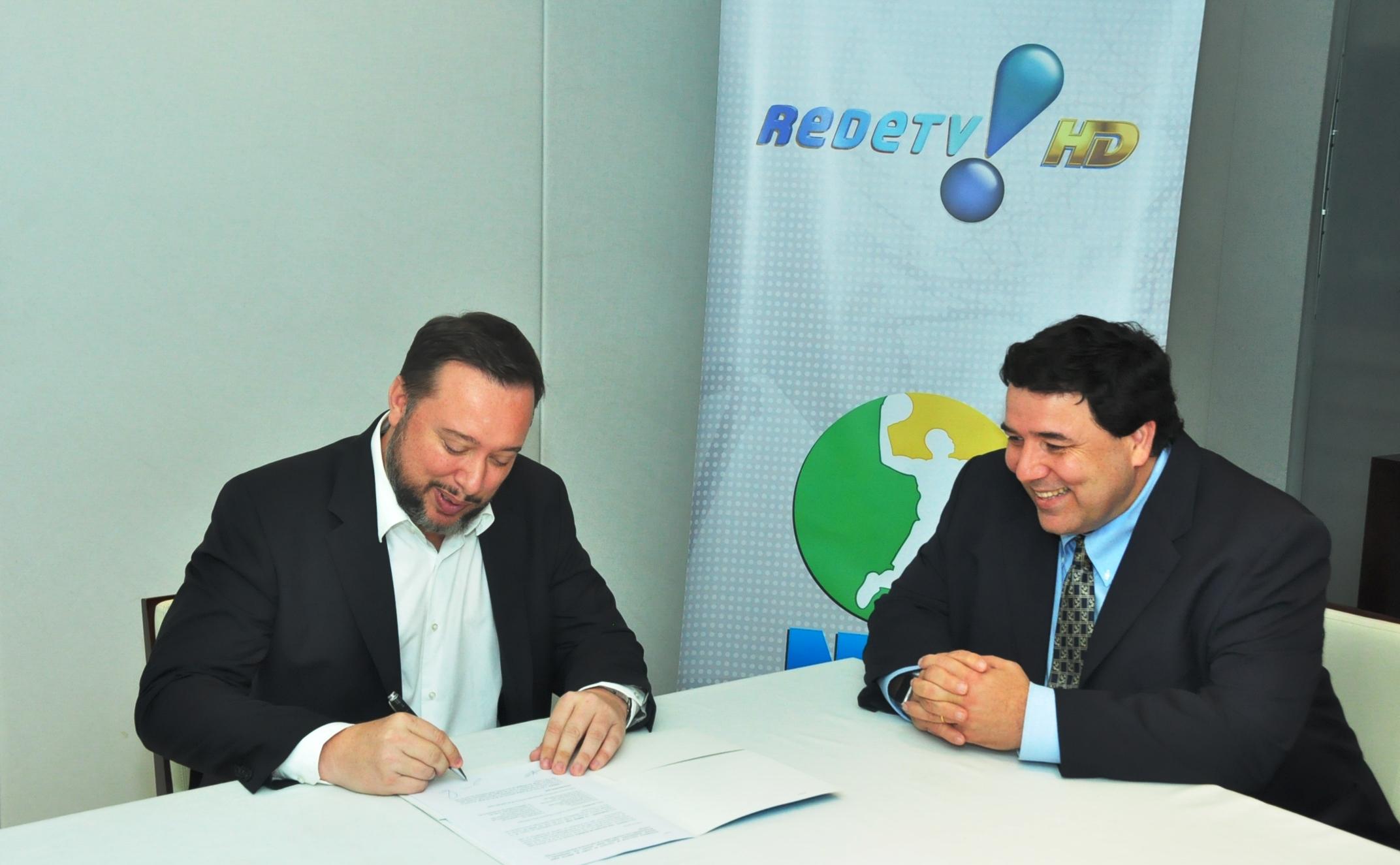 O basquete está de volta à TV aberta: LNB e RedeTV! firmaram um contrato de 2 anos  (Fernanda Simão/Divulgação)