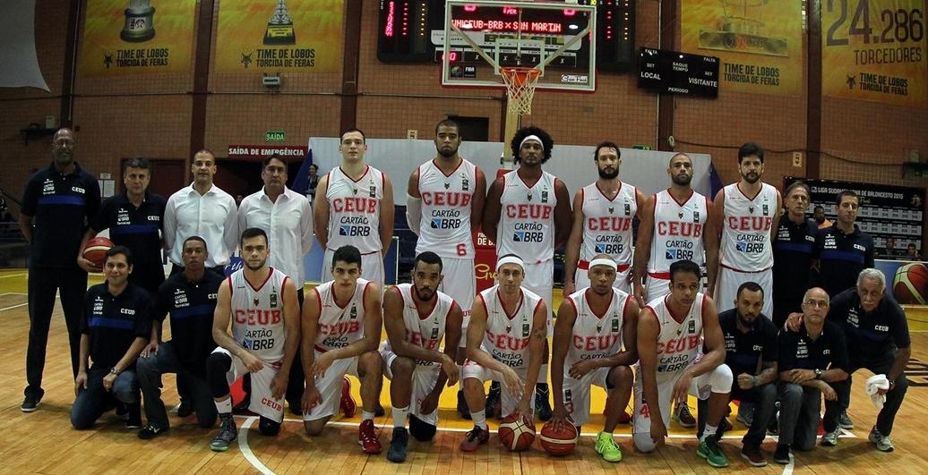 Em caso de vitória na partida desta quarta-feira, o Brasília levantará seu 3º da Liga Sul-Americana (Gaspar Nobrega/FIBA Americas)