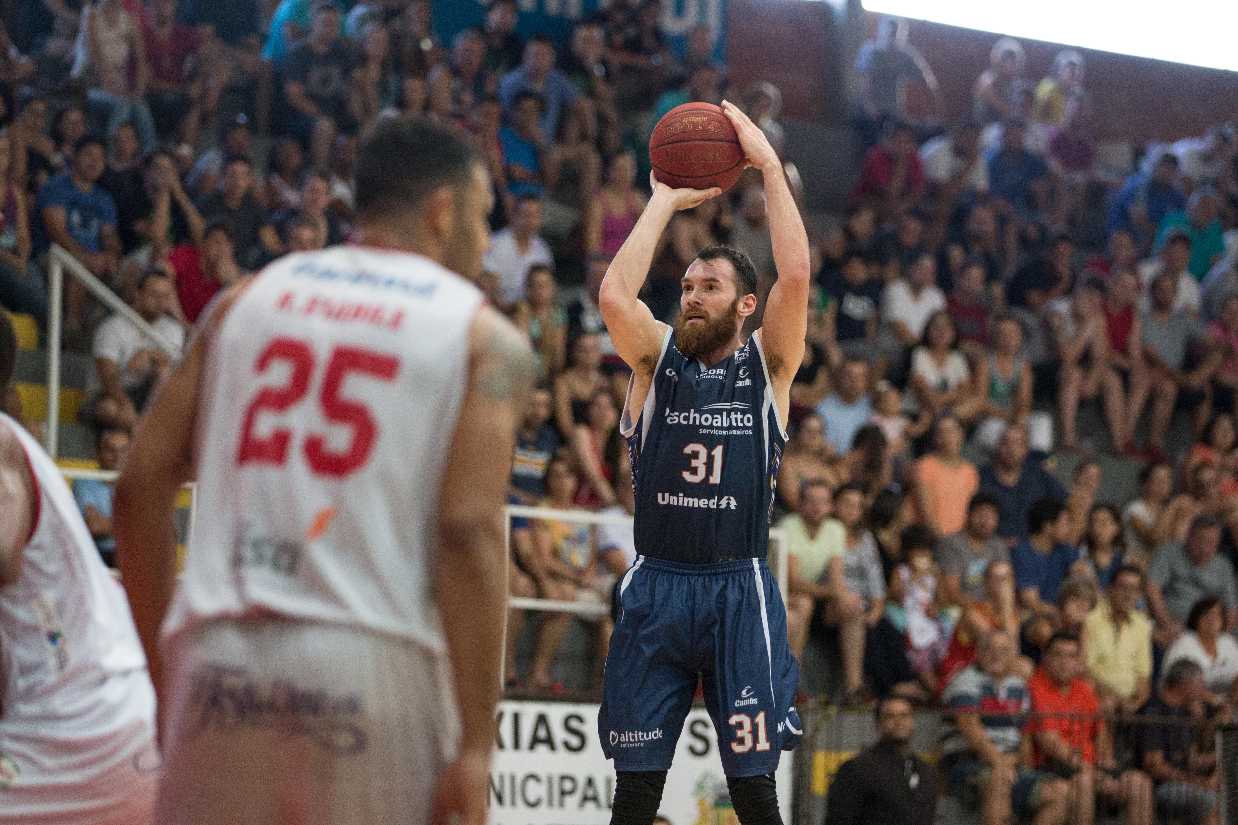 Robert Day, do Bauru (Caio Casagrande/Bauru Basket)