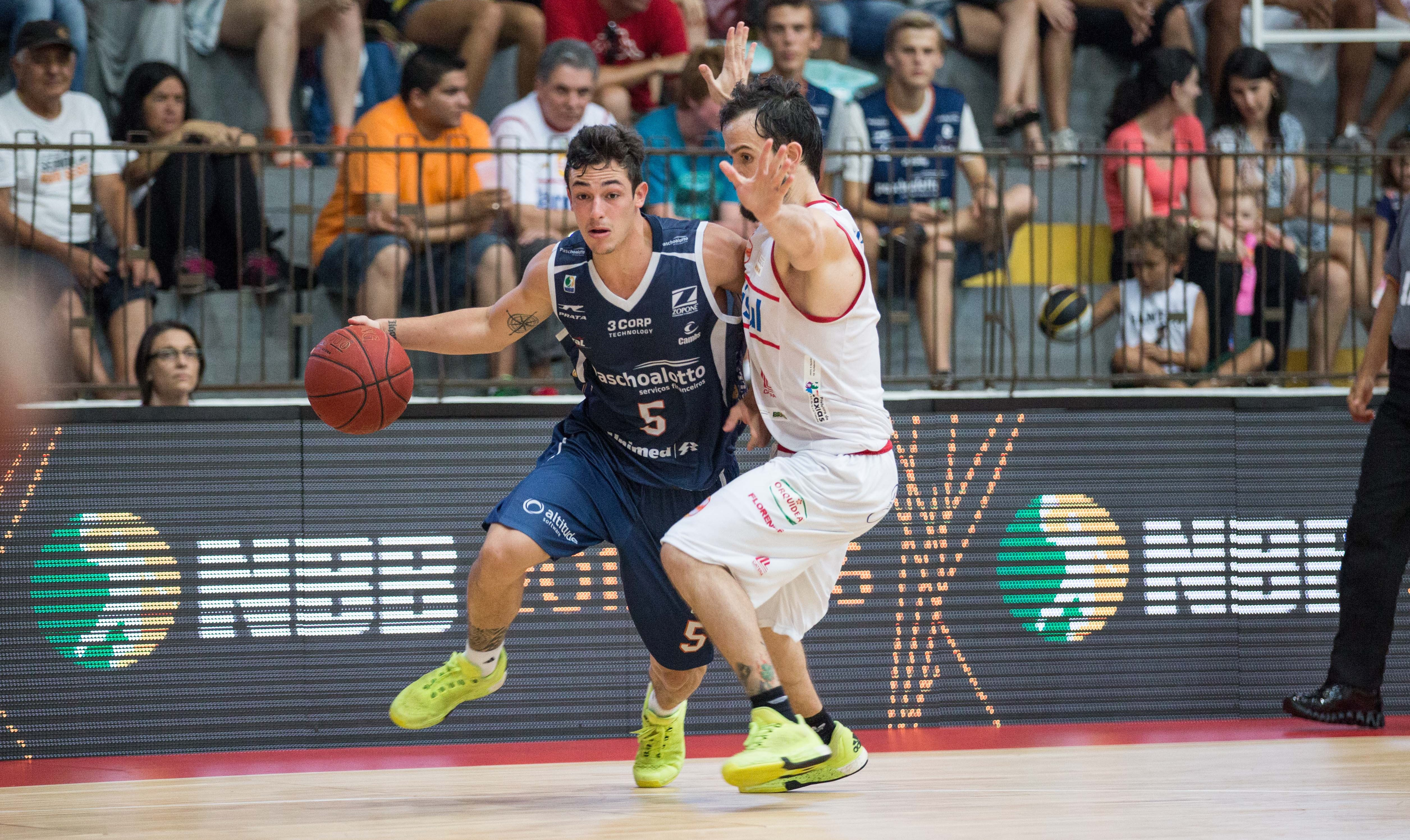 Bauru entrará em quadra embalado por 5 vitórias seguidas, a última delas sobre o Caxias (Caio Casagrande/Bauru Basket)