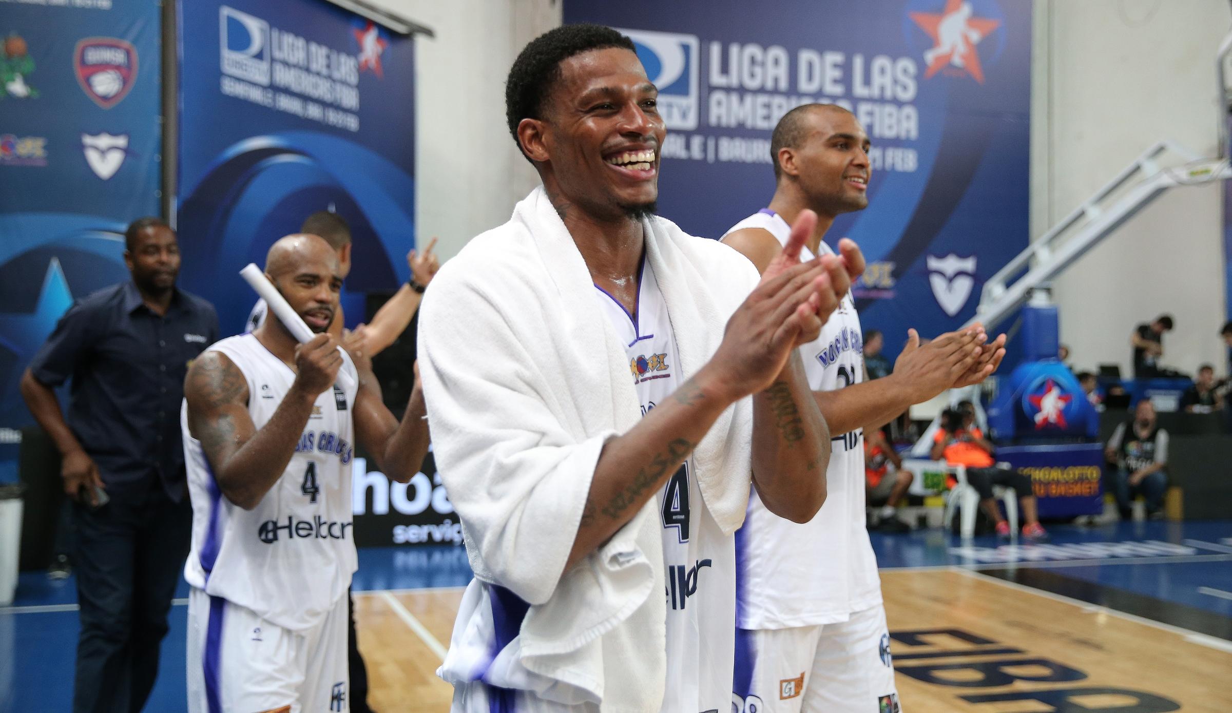 Mogi é o primeiro classificado ao Final Four da Liga das Américas 2016 (Jose Jimenez Tirado/FIBA Américas)