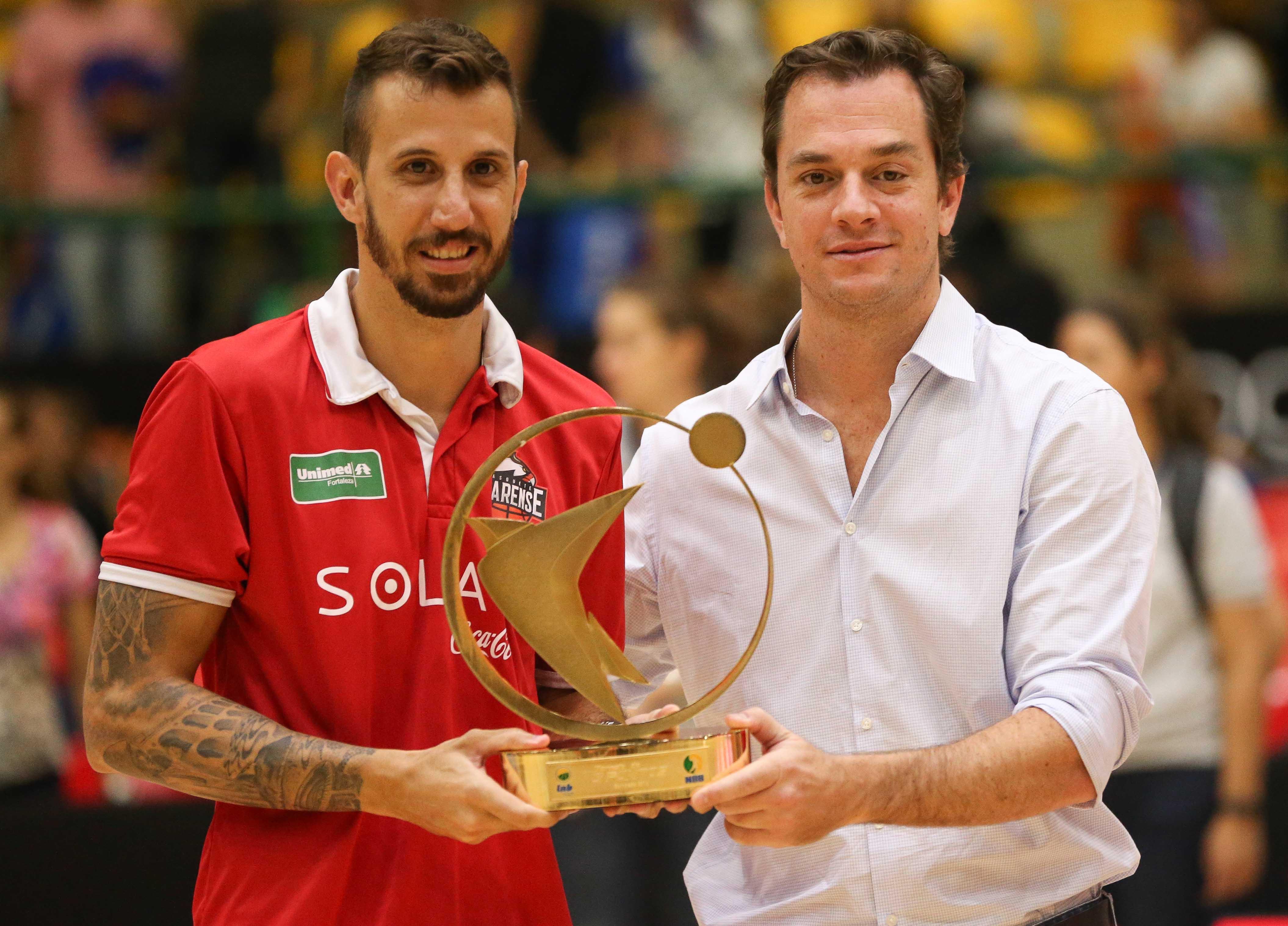 Premiação de Duda Machado