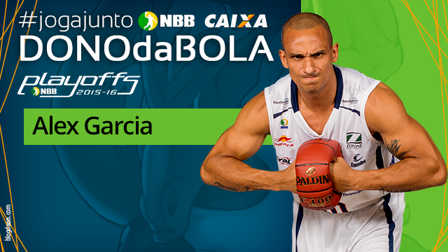Dono da Bola Playoffs ALEX GARCIA - Carrossel