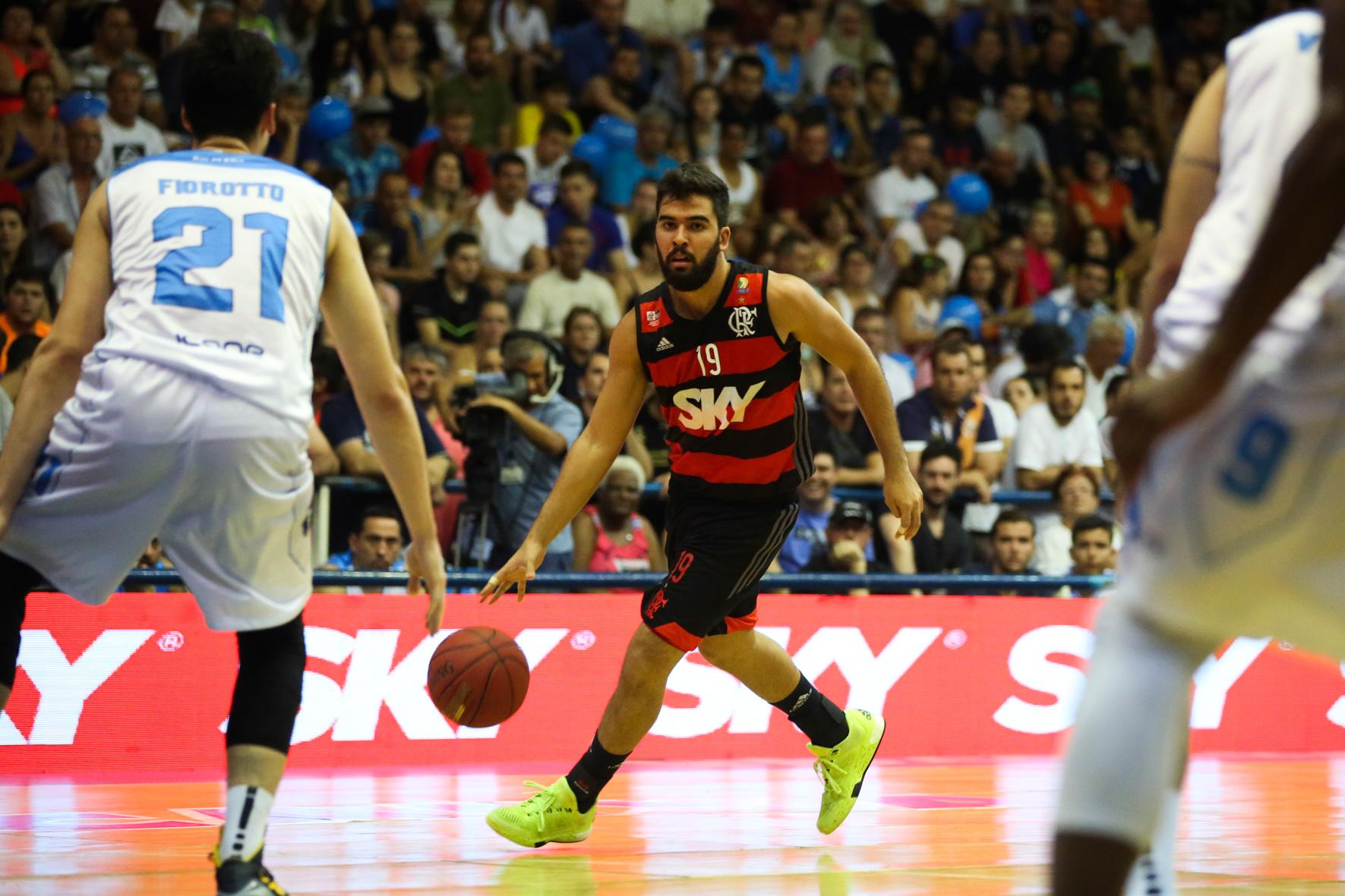 Gegê, do Flamengo