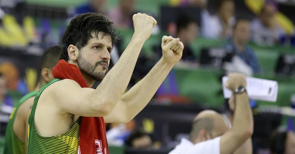 Giovannoni, da Seleção Brasileira