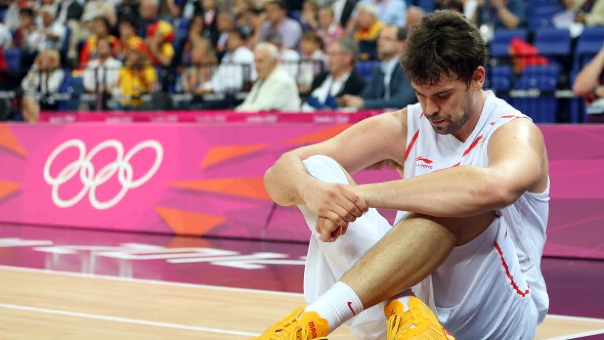 Marc Gasol, da Espanha