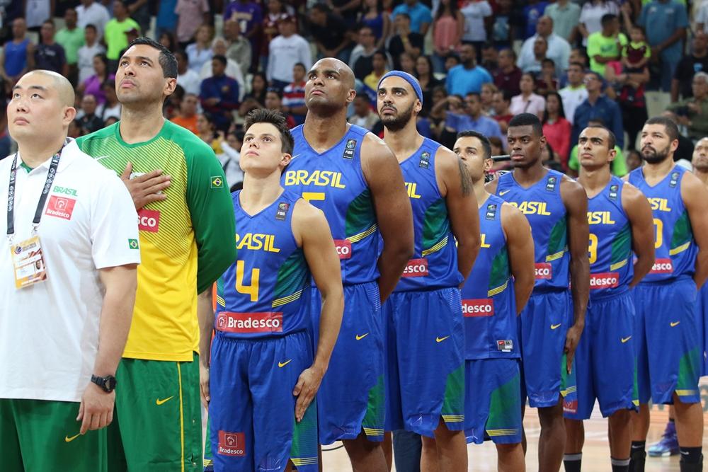 Seleção Brasileira Sul-Americano 2016