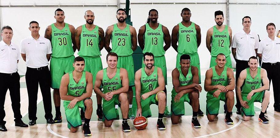 Seleção Brasileira Jogos Olímpicos Rio 2016 Equipe ad62531062e9e