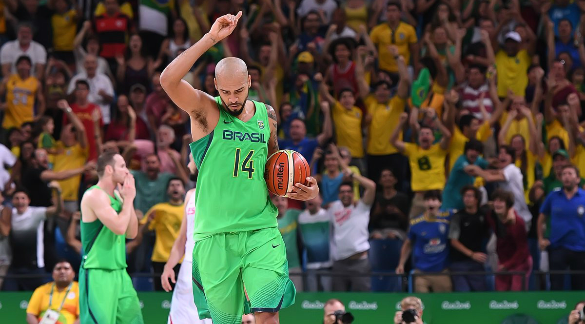 Marquinhos, da Seleção Brasileira