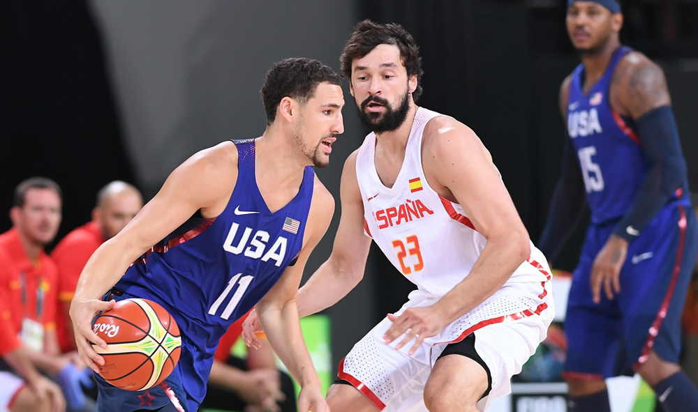 Klay Thompson, dos Estados Unidos