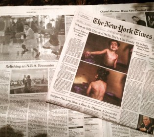 Antes de turnê na NBA, Day ganhou espaço no renomado The New York Times