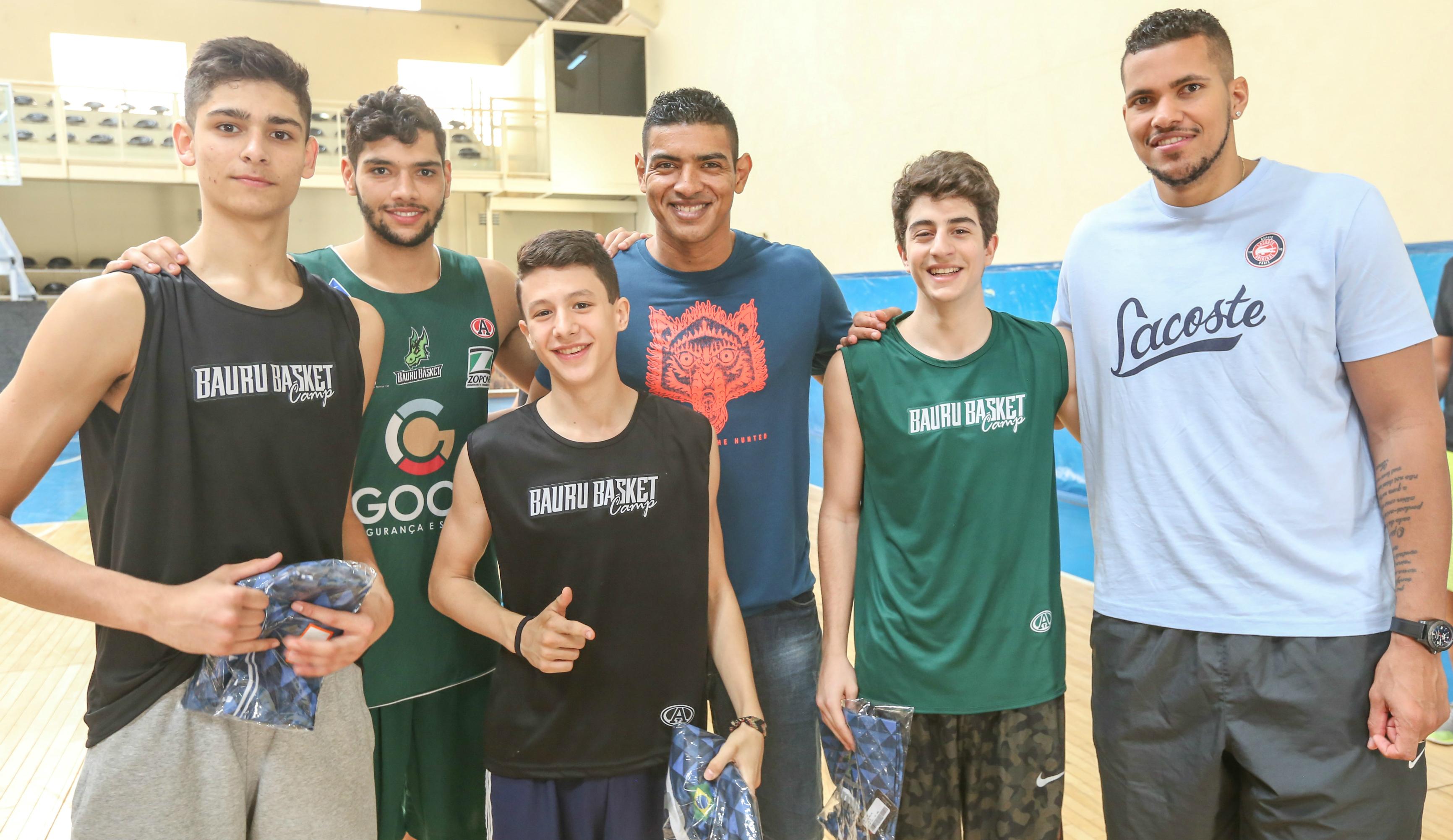 1º Bauru Basket Camp