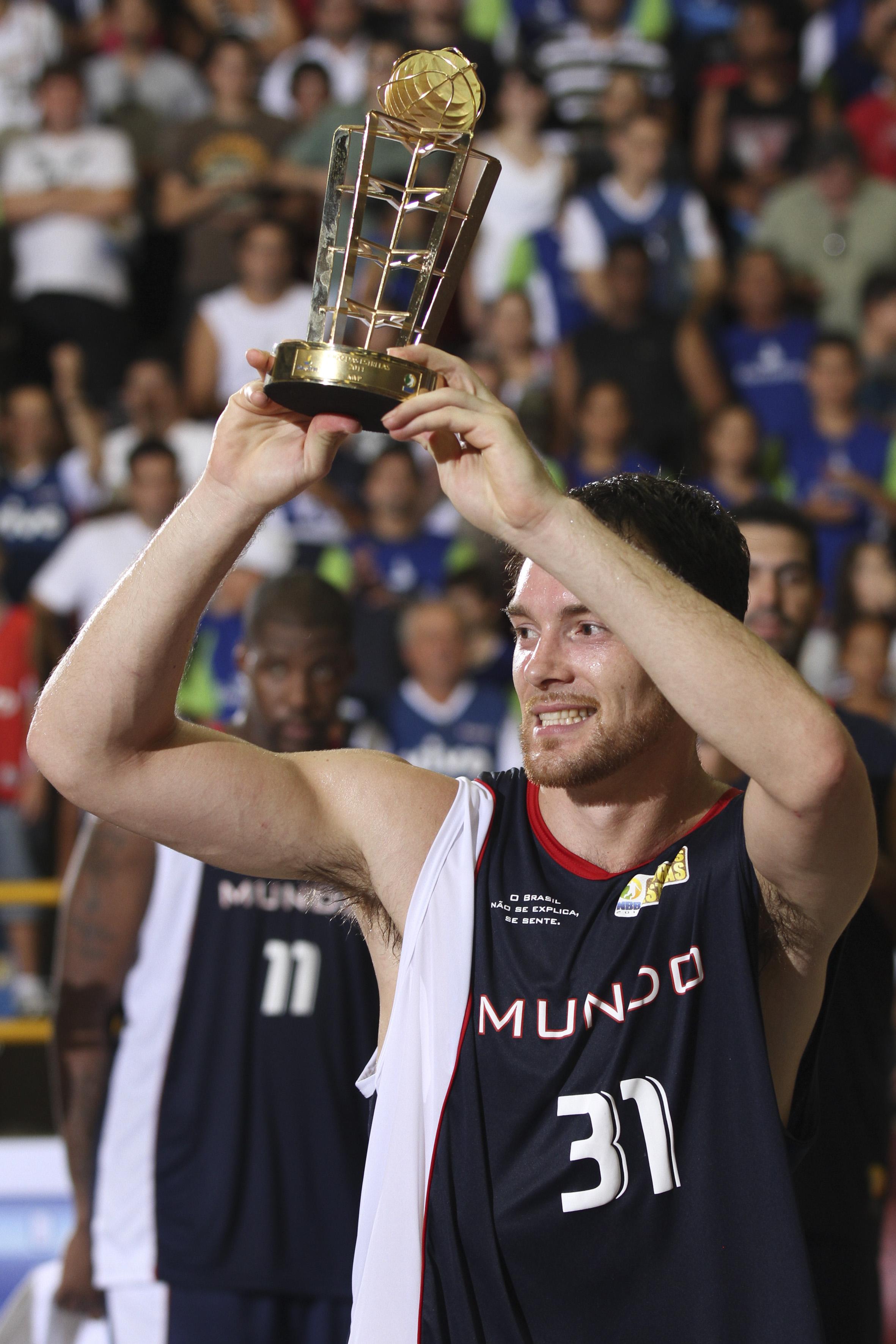 Resultado: prêmio de MVP do Jogo das Estrelas 2011