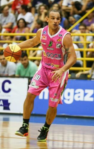 Alex Garcia, do Bauru