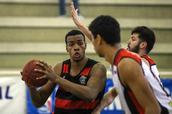 João Vitor, do Flamengo