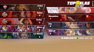 Top 9 - Alas