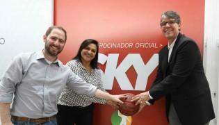 SKY e LNB anunciaram extensão do contrato de patrocínio